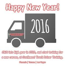 100 Southwest Truck Driver Training Ing HappyNewYear Career Resolution SWTDT Driving