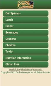Download Olive Garden for Android by TheAndroidGeek Appszoom