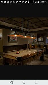Dining Room Pool Table Combo Canada by Best 25 Industrial Pool Table Lights Ideas On Pinterest Pool