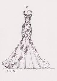 Drawn Bride Dress 2