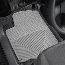 2013 Chevy Impala Floor Mats by Weathertech W31gr All Weather 1st Row Gray Floor Mats