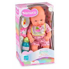 Bebe Nenuco Cuidados 10315 Vulcanita 68700 En Mercado Libre