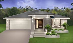 Simple Single Level House Placement by Simple Contemporary One Story House Designs Placement Home