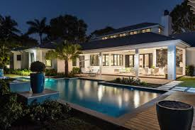 99 Harwick Homes Completes New Estate Home In Coquina Sands
