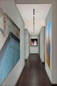 miami recessed lighting design contemporary with artwork flush