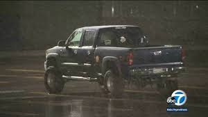 100 Socal Truck Storm Moving Into SoCal Threatens Grapevine Closure