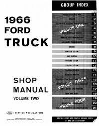 1966 Ford Truck Shop Manual   Complete Service Procedures ... Shop Manual F150 Service Repair Ford Haynes Book Pickup Truck F For Chevy Number 24065 Automotive Mitsubishi Fuso Canter Truck Service Manual Pdf Ford Ranger 9311 Mazda B253b4000 9409 Haynes 1960 Shop Complete Factory Authorized Isuzu Npr Diesel 4he1 Tc Hd Nqr Volvo Impact 2016 Bus Lorry Parts Repair Renault Manuals 2005 Auto Repair Forum 1993 Download Lincoln All Models 2000