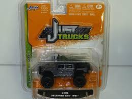 100 Just Trucks Buy Jada 164 2006 Hummer H1 Metallic GreyBlack Top