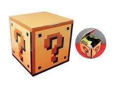 Mario Bros Question Block Lamp by Super Mario Bros Question Block Light Paladone Products