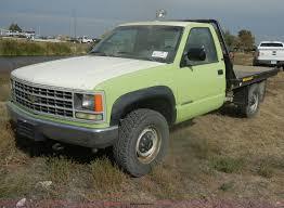 1992 Chevrolet Cheyenne K2500 Flatbed Pickup Truck | Item D4...