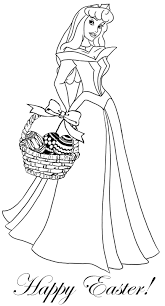 Disney Easter Coloring Pages Tinkerbell Fairies Names