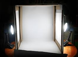How to Create an Inexpensive graphy Lightbox 15 Steps