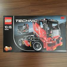 100 Redbull Truck Lego Technic 42041 Toys Games Other Toys On Carousell