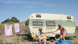 Vintage Shasta Trailers Can Be Restored For Use When Vacationing
