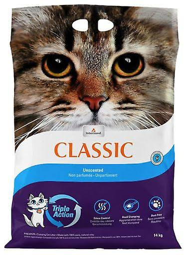 Intersand Natural Binder Sand for Cats 7 kg
