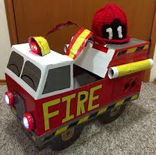 100 Fire Truck Halloween Costume Find More Homemade For Sale At Up To 90