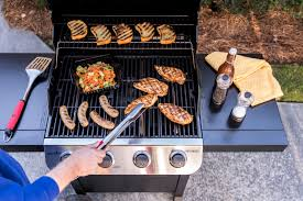 Details About Char-Broil Performance 4 Burner Gas Grill