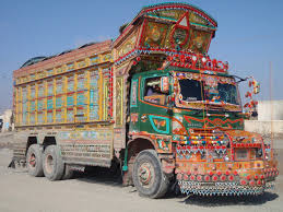 The Beautiful Pakistani Truck Art And Its Downside - PakWheels Blog