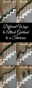 Best 25+ Christmas Stairs Decorations Ideas On Pinterest ... Christmas Decorations And Christmas Decorating Ideas For Your Garland On Banister Ideas Unique Tree Ornaments Very Merry Haing Railing In Other Countries Kids Hangers Single Door Hanger World Best Solutions Of Time Your Averyrugsc1stbed Bath U0026 Shop Hooks At Lowescom 25 Stairs On Pinterest Frontgatesc Neauiccom Acvities 2017