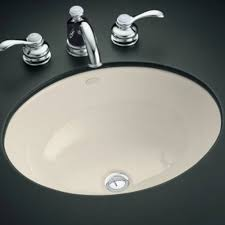 k2210 47 caxton undermount style bathroom sink almond at