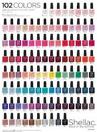 Cnd Led Lamp Australia by Shellac Color Coat 7 3ml All Colours Available Sh Aud29 95