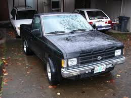 100 Nissan Pickup Trucks For Sale 1992 Truck Information And Photos ZombieDrive