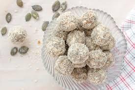 Are Unsalted Pumpkin Seeds Fattening by Pumpkin Seeds Energy Balls Natalie U0027s Food U0026 Health