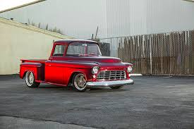Find Out What Made This 1956 Chevy Pickup A Complete Surprise - Hot ... 1956 Chevy Truck For Sale Old Car Tv Review Apache Youtube Pin Chevrolet 210 Custom Paint Jobs On Pinterest Panel Tci Eeering 51959 Truck Suspension 4link Leaf Automotive News 56 Gets New Lease Life Chevy Pick Up 3100 Standard Cab Pickup 2door 38l 4wheel Sclassic Car And Suv Sales Ford F100 Sale Hemmings Motor 200 Craigslist Rat Rod Barn Find Muscle Top Speed Current Projects