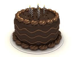 Chocolate Cake clipart barthday 5