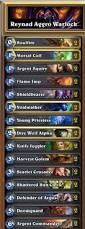 Amaz Deck List by Hs Class Power Ranks April 2014