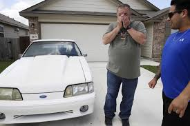 100 Craigslist San Antonio Cars And Trucks By Owner Fathers Kids Bring Back The Cherished Car He Sold To