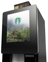 Image Of Starbucks Serenade Office Coffee Machine