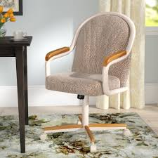 Baughman Mid-Back Upholstered Dining Chair
