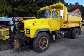 1997 Mack RD690P Single Axle Dump Truck For Sale By Arthur Trovei ...