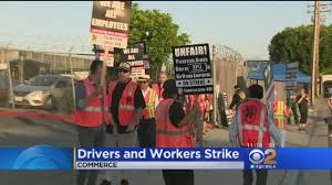 Port Truck Drivers, Warehouse Workers Go On Strike - YouTube Soon American Highways Could Be Overrun With Selfdriving Trucks 1979 Press Photo Teamsters Strike Trucking Industry Historic Images The Toll Of Getting Products To Companies Like Target Costco And Truckers End Californias Port Strike Truckerplanet Minneapolis General 1934 Wikipedia Los Angeles Long Beach Port Truck Drivers Spread Strikes Rail Ordrive Founder Activist Mike Parkhurst Dies Chinese Startup Tusimple Plans Autonomous Trucking Service In Brazil Close Paralysis As Truckers Stops Fuel Deliveries Regs Cost Burden Ipdent Contractor Misclassification At Issue Massive In Prosters Shut Down Several