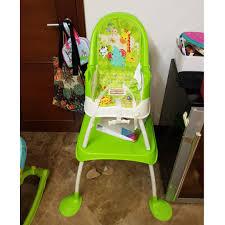 Fisher Price 4 In 1 HIgh Chair, Babies & Kids, Nursing ...