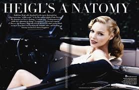 100 Stevens Truck Driving School Katherine Heigl Cover Story Heigls Anatomy Vanity Fair