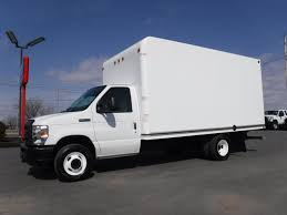 100 Budget Moving Trucks E350 Box Truck Straight For Sale