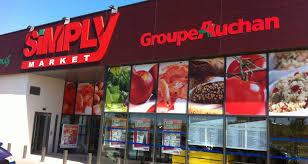 siege social simply market service client simply market téléphone adresse formulaire