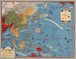Where Did The Uss Maine Sank Map by Dated Events On To Tokyo Map Of The Pacific And The Far East