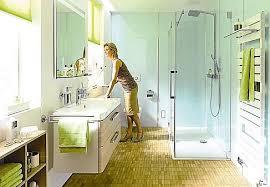 badezimmer 70 er jahre hinter acrylglas verschwinden lassen