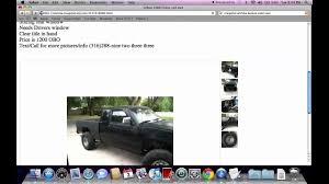 100 Craigslist Kansas Cars And Trucks By Owner Wichita Used For Sale By Private Popular