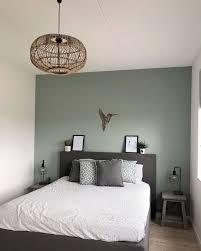schlafzimmergast grün grau weiß in 2020 wohnen zimmer
