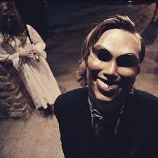 The Purge God Mask Halloween by The Purge Anarchy Horror Mask Killer Halloween Purge Cross