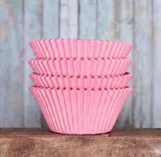 Jumbo Light Pink Cupcake Liners Jumbo Baking Cups Texas Size