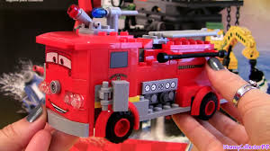 Cars 2 LEGO Fire Truck Red Disney Pixar Toy Review How-to Build ... How To Use Ez Truck Builder Youtube Zombie Build 5 Fire Truck 1962 Old Timey Fire First Factory Motorized Pumper Build The Clics Engine Toy And Extinguish Any Clictoys Lego City Fire 60002 1500 Hamleys For Toys Games German Vw Trucks Accsories Play T For To A Small Simple Lego Moc 4k Vwvortexcom Future Thread Converting Vintage Firetruck Tatra 148 Tatra Pinterest Photos