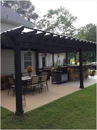 Covered Backyard Patio  Cozy Covered Outdoor Patio Modern Patio