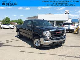 Clarion - Used GMC Sierra 1500 Vehicles For Sale Coeur Dalene Used Gmc Sierra 1500 Vehicles For Sale Smithers 2015 Overview Cargurus 2500hd In Princeton In Patriot 2017 For Lynn Ma 2007 Ashland Wi 2gtek13m1731164 2012 4wd Crew Cab 1435 Sle At Central Motor Grand Rapids 902 Auto Sales 2009 Sale Dartmouth 2016 Chevy Silverado Get Mpgboosting Mildhybrid Tech Slt Chevrolet Of