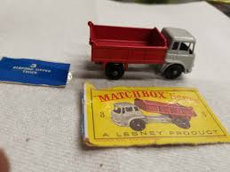 Vintage Mint Lesney Matchbox Toy Car Box #3 Bedford Tipper Dump ... Two Lane Desktop Hot Wheels Peugeot 505 And Matchbox Dodge Dump Truck Ebay 3 Listings Matchbox Mack Dump Truck Garbage Large Kids Toy Gift Cars Fast Shipping New Dexters Diecasts Dexdc 2012 37 3axle Superfast No 58 Faun 1976 Lesney Products Image Axle Hero Cityjpg Wiki Fandom As Well Electric Hydraulic Pump For Together Articulated Jcb 726 Adt Rwr Youtube Amazoncom Sand Toys Games