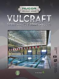 vulcraft catalog steel joist and joist girders mechanical